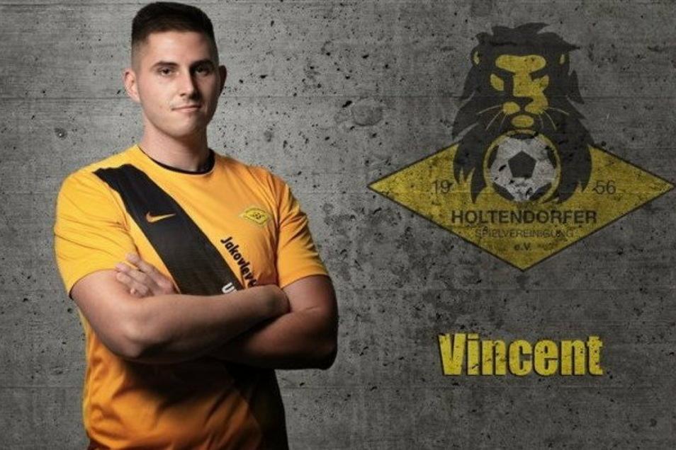 Für den an Leukämie erkrankten Vincent J. aus dem Görlitzer Umland initiieren seine Freunde vom Holtendorfer Sportverein eine Stammzellspendersuche.