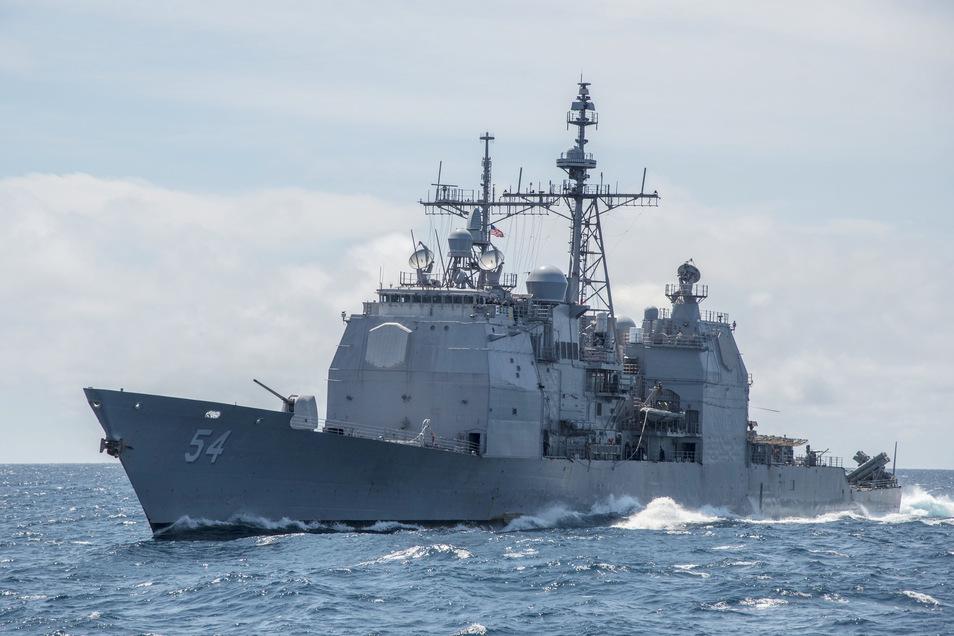 Die USS Antietam