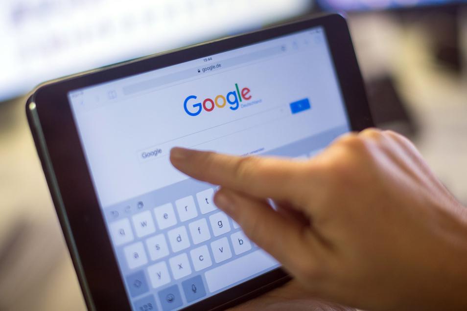 Google verrät, was die Dresdner in der Corona-Krise besonders beschäftigt.