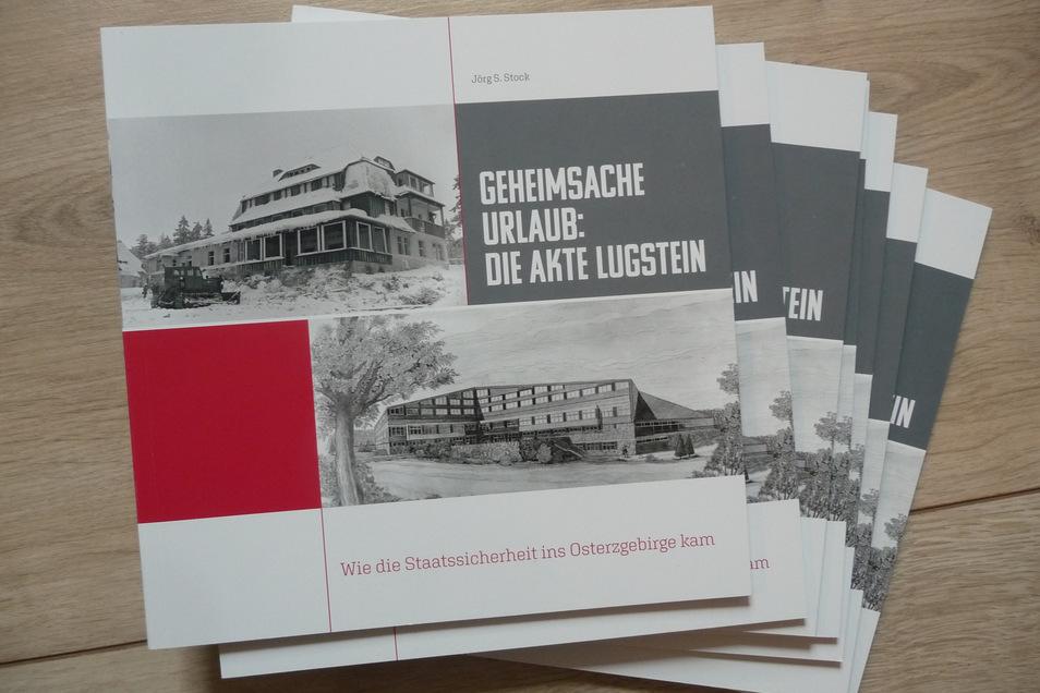"""Der Lugsteinhof hatte ein Vorleben als Ferienheim des Ministeriums für Staatssicherheit der DDR. Die ganze Geschichte - jetzt als """"Akte Lugstein"""" im Handel."""