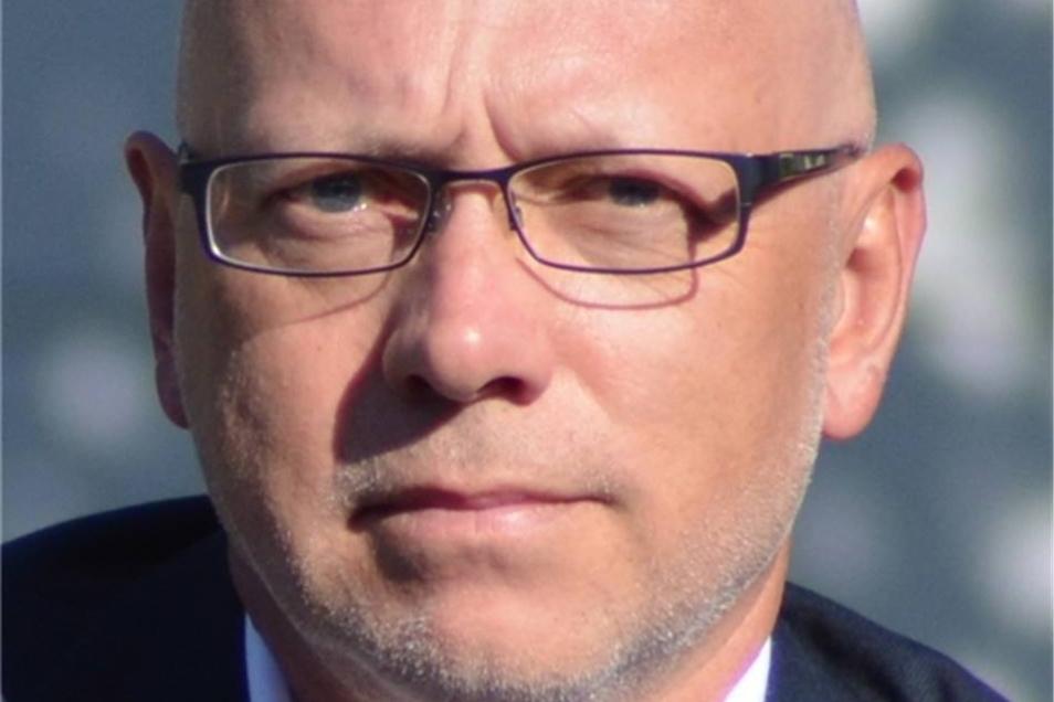Olaf Franke, ist Geschäftsführer der MG Oberlausitz-Niederschlesien und Tourismusverein Ober- lausitz-Niederschlesien.