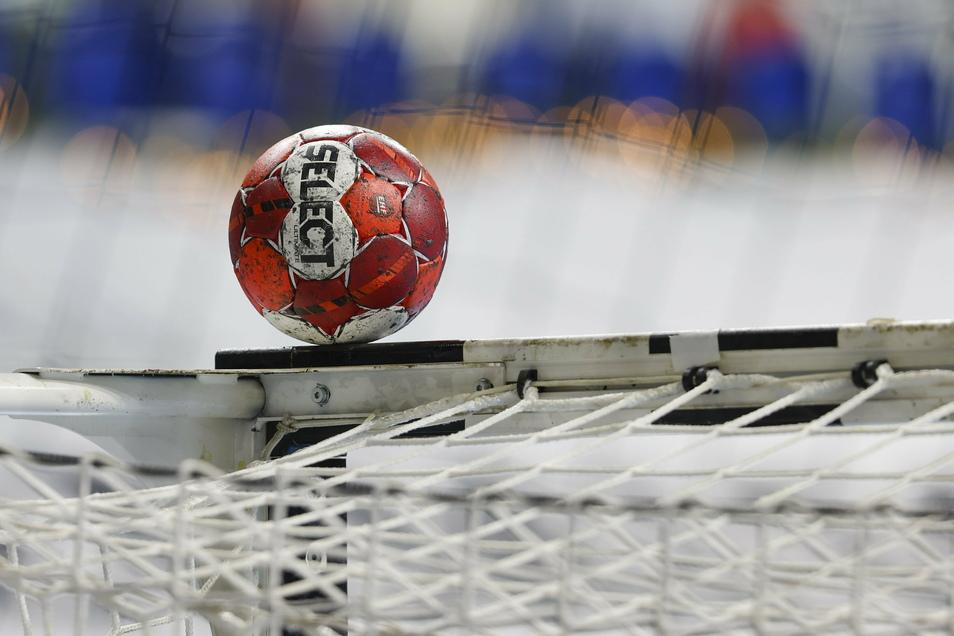 Auch Sachsens Handball spielt jetzt nicht mehr mit.