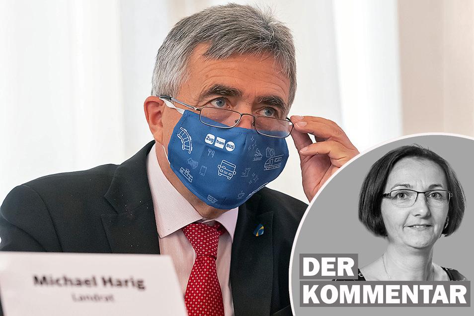 Bautzens CDU-Kreisvorsitzender Michael Harig lädt für Sonnabend zum Kreisparteitag als Präsenzveranstaltung ein. Das ist in der aktuellen Situation niemandem zu vermitteln, findet SZ-Redakteurin Madeleine Siegl-Mickisch.