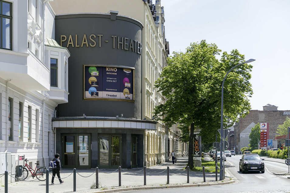 Der Filmpalast auf der Jakobstraße in Görlitz