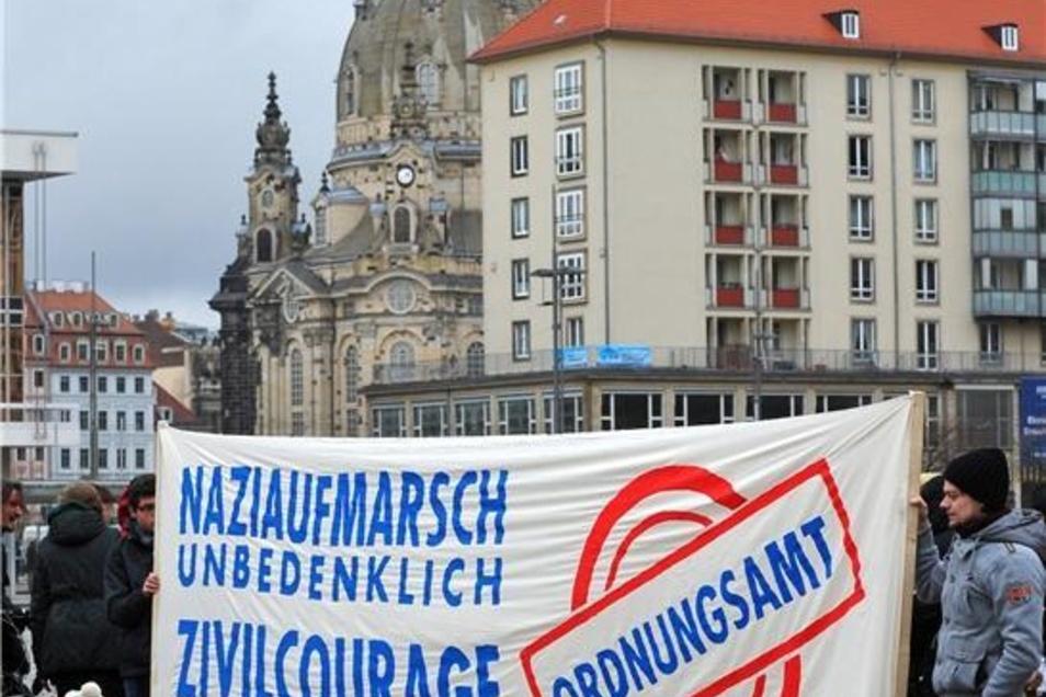 Mehrere Redner kritisierten generell die Rechtsprechung der Gerichte im Freistaat zu den Blockaden.