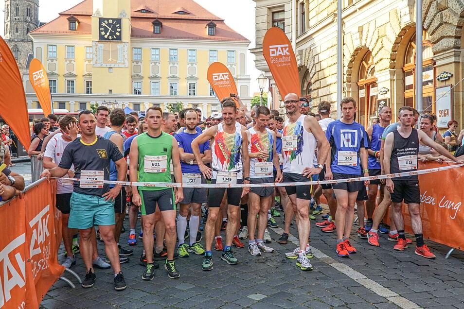 2022 soll der DAK-Firmenlauf in Bautzen wieder wie gewohnt stattfinden und auf dem Hauptmarkt starten.