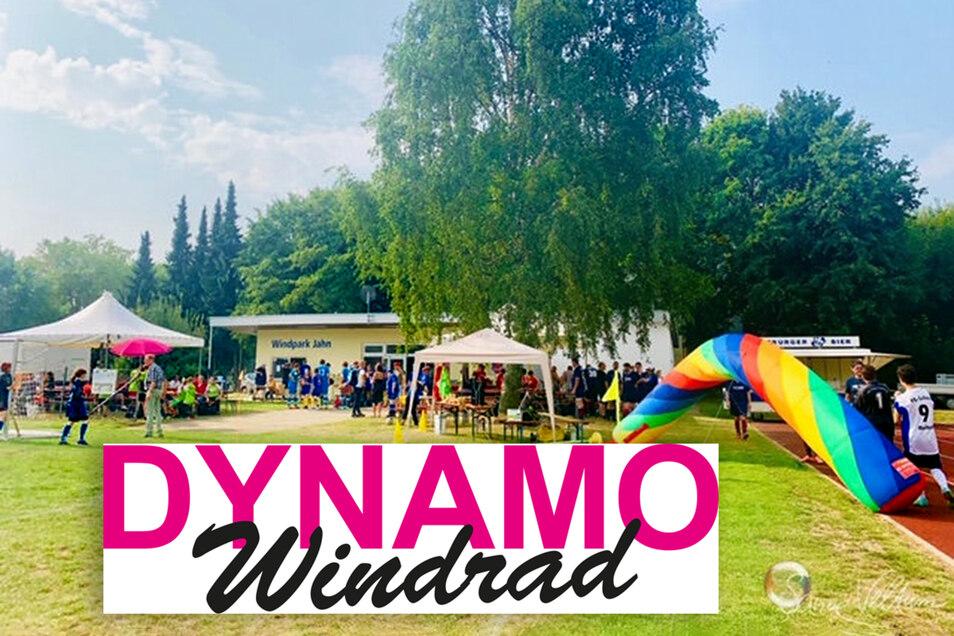 Dynamo Windrad durfte in Hessen nicht mitspielen.