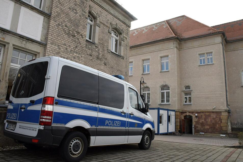 Am Amtsgericht in Döbeln finden bald wieder Verhandlungen statt.