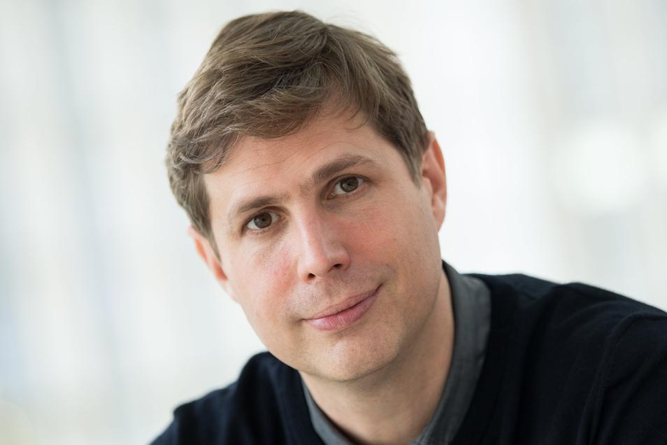 Bestseller-Autor Daniel Kehlmann war 2011 in Görlitz.