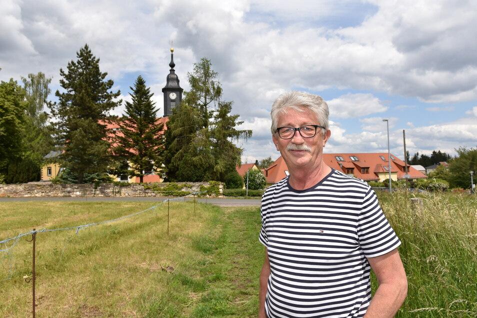 Seit 2004 war Dietmar Freund Mitglied im Ortschaftsrat. Nun hat er das Gremium verlassen und das Amt des Ortsvorstehers niedergelegt.