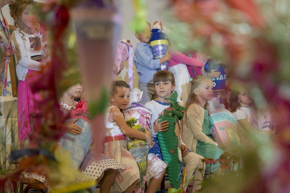 Die Zuckertütenfeste in den Bannewitzer Kitas finden auch in diesem Sommer statt - aber unterschiedlich.
