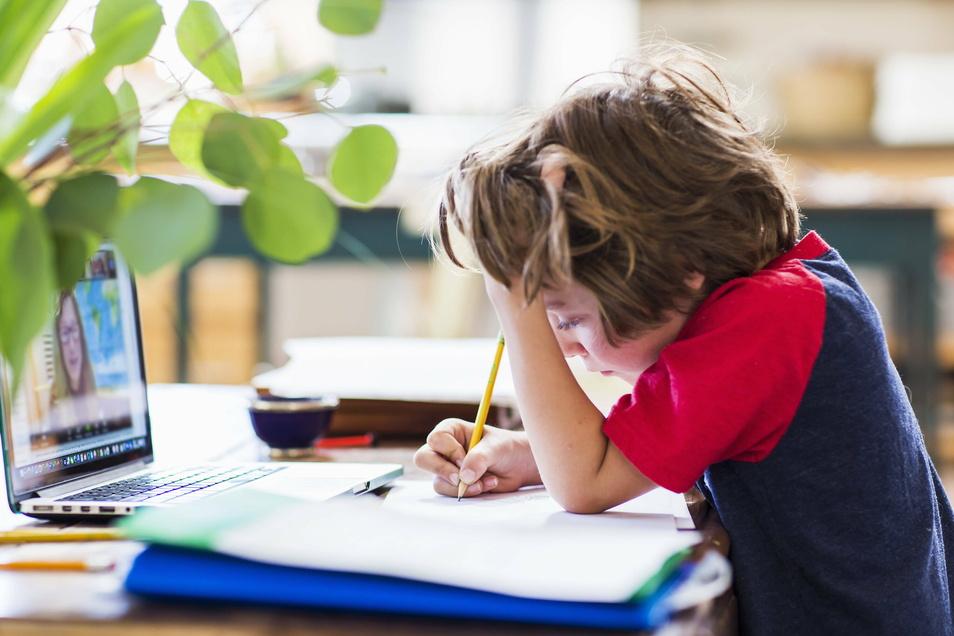 Für digitalen Fernunterricht braucht es geschulte Lehrer und eine funktionierende Plattform.