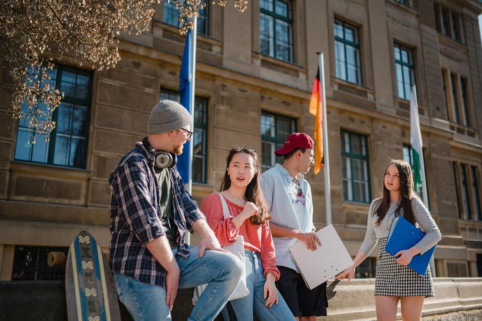 Mit dem neuen Studiengang Internationale Wirtschaftskommunikation möchte die Hochschule Zittau-Görlitz auch junge Leute aus anderen Regionen ansprechen.