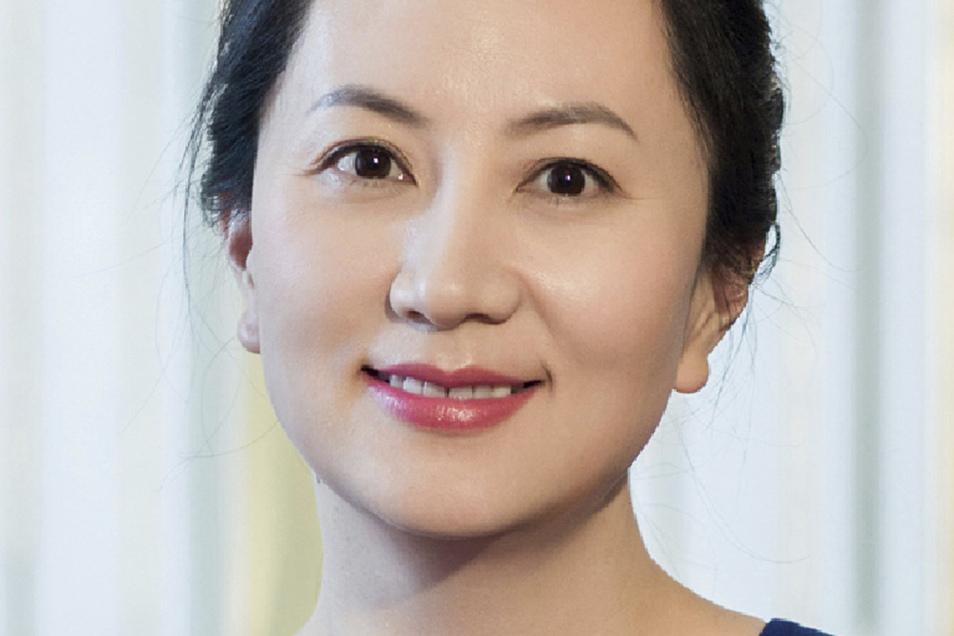 Top-Managerin Meng Wanzhou