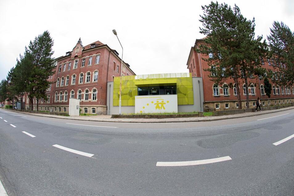 Das Evangelische Schulzentrum Pirna plant eine Erweiterung.