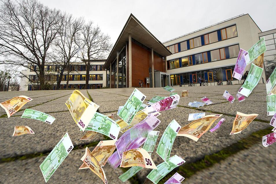 Sind 2,5 Millionen Euro verloren? Die Stadt Coswig ist in den Sog der Greensill-Insolvenz geraten.