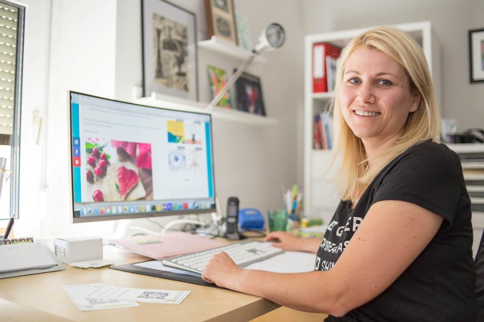 Jenny Böhme aus Rothenburg schreibt Blogs über gesunde Ernährung und Kinder.