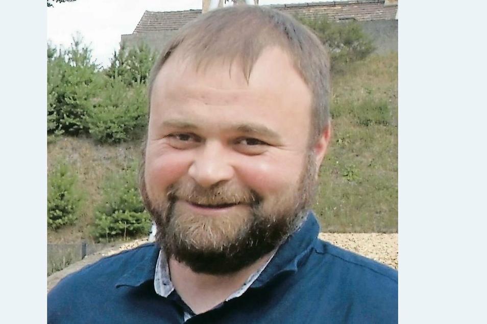 Tristan Mühl, Bürgermeister von Krauschwitz, hat sich mit vielen Mitstreitern um ein Strukturwandelkonzept für seinen Ort bemüht.