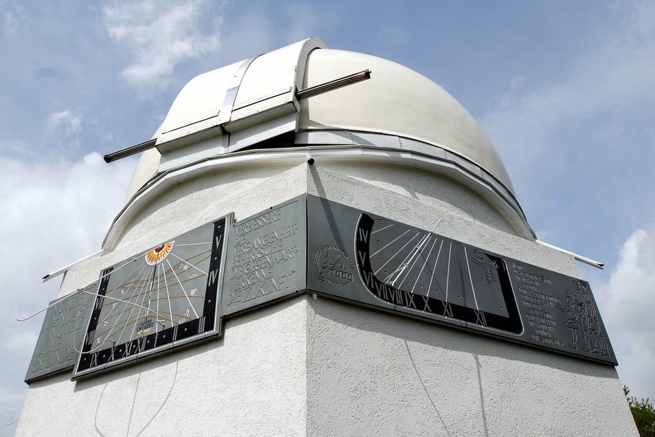 Auch die Sohlander Sternwarte ist pandemiebedingt derzeit geschlossen. Vorträge finden trotzdem statt - wenn auch anders als gewohnt.