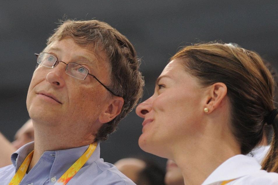 Der Microsoft-Gründer und seine Ehefrau haben ihre Trennung angekündigt. Die Arbeit ihrer gemeinsamen Stiftung soll das aber nicht betreffen.