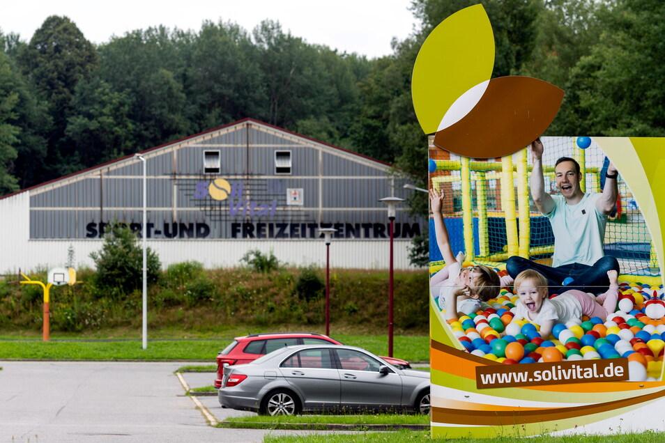 Das Freizeitzentrum Solivital in Sebnitz. Die Eintrittspreise der Tourismusbetriebe kommen auf den Prüfstand.