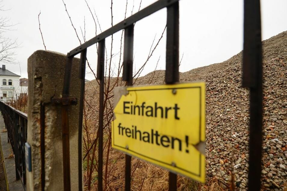 Auf den Standorten Glasinvest und Moritz-Garte-Steg an der Meißner Straße ist wieder oder noch alles offen.