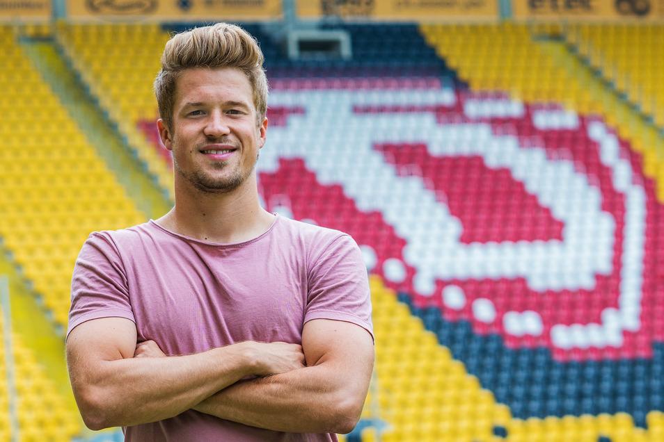 Der ehemalige Dynamo-Profi Patrick Möschl wird im August 2018 Opfer einer Schlägerei.