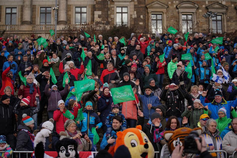 Der Ski-Weltcup in Dresden am 11. Januar dieses Jahres. Wird das Event trotz Corona in diesem Dezember stattfinden?