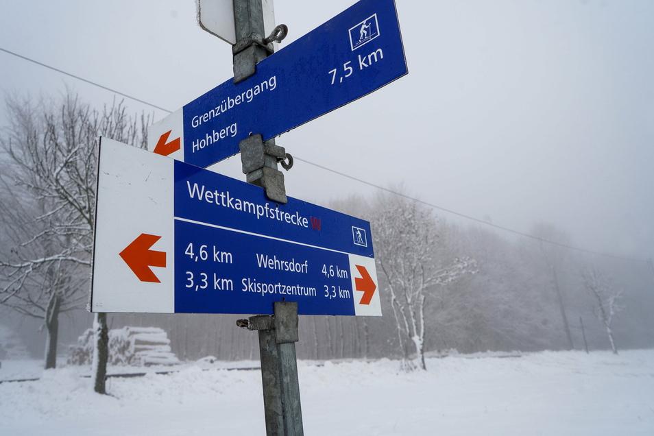 Damit auch in Zukunft das rund 30 Kilometer umfassende Loipen-Netz in Sohland präpariert werden kann, bittet der Skiclub um finanzielle Unterstützung.