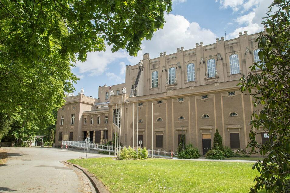 Die Sanierung der Görlitzer Stadthalle steht auch im Haushaltsplan.
