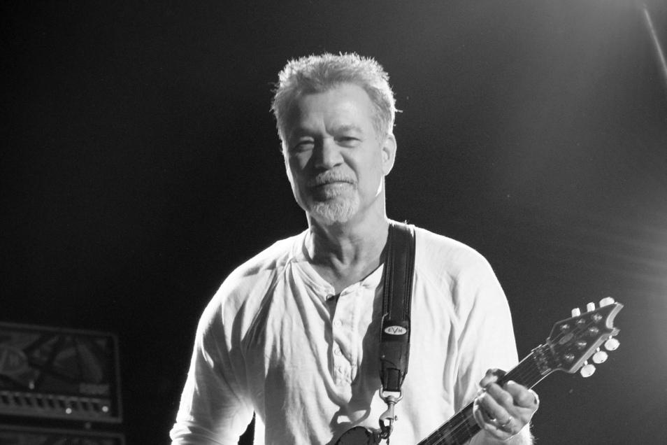 Eddie van Halen ist tot.