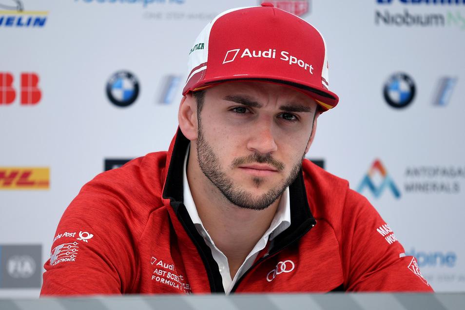 Eine Schummelei beim Computerspiel-Rennen kostet Daniel Abt den Platz im Cockpit seines Formel-E-Boliden. Audi hat ihn suspendiert.