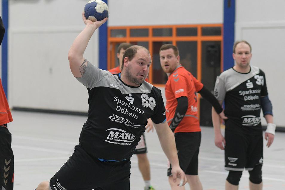 Die Männer des VfL Waldheim 54 II treten am Wochenende im Sachsen- und Bezirkspokal an.
