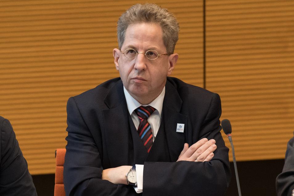 Hans-Georg Maaßen (CDU) will in den Bundestag.