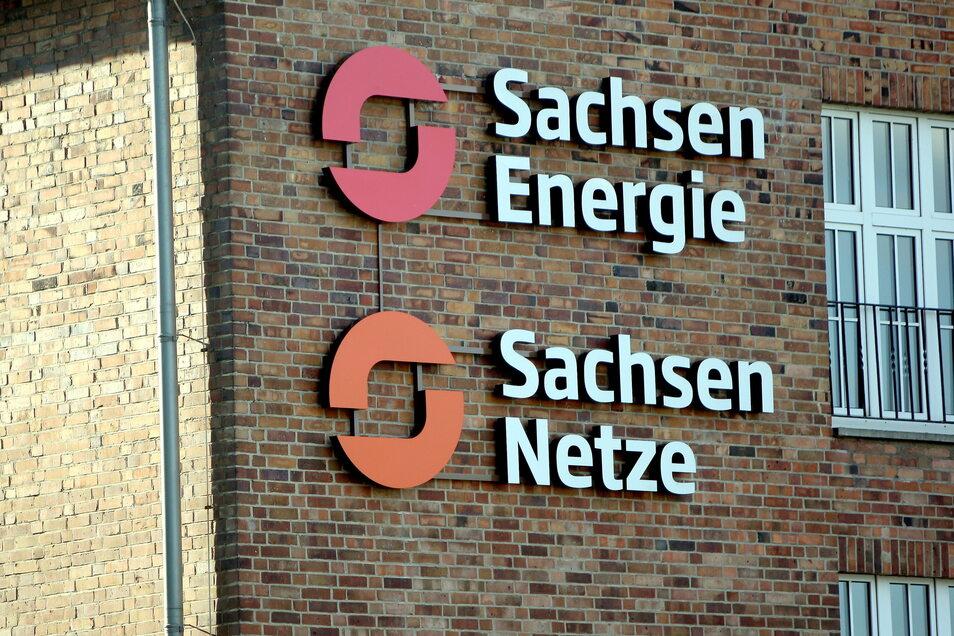 Die Netzleitstelle von Sachsen Energie in Heidenau: Von hier aus wird das Landratsamt mit Strom versorgt.