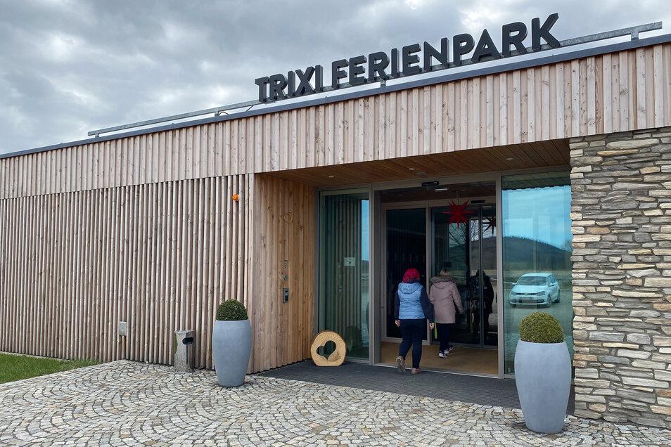 Der Trixi-Ferienpark in Großschönau darf keine Gäste empfangen. Einen finanziellen Ausgleich für die Corona-Zwangsschließung bekommt das kommunale Unternehmen nicht.