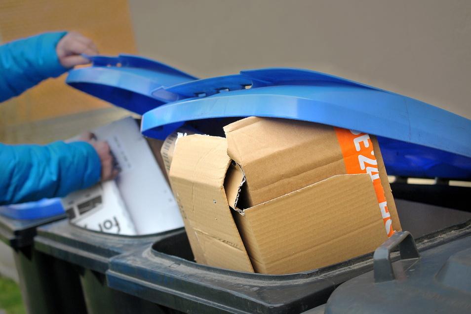 Hohnsteins Ortschaftsrat wollte die Papiercontainer erhalten.