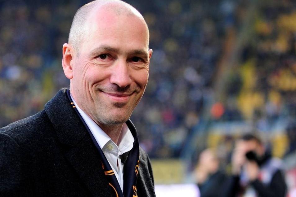 Dynamos Aufsichtsratsvorsitzender Thomas Bluemel legt sein Amt beim Verein aus gesundheitlichen Gründen nieder.