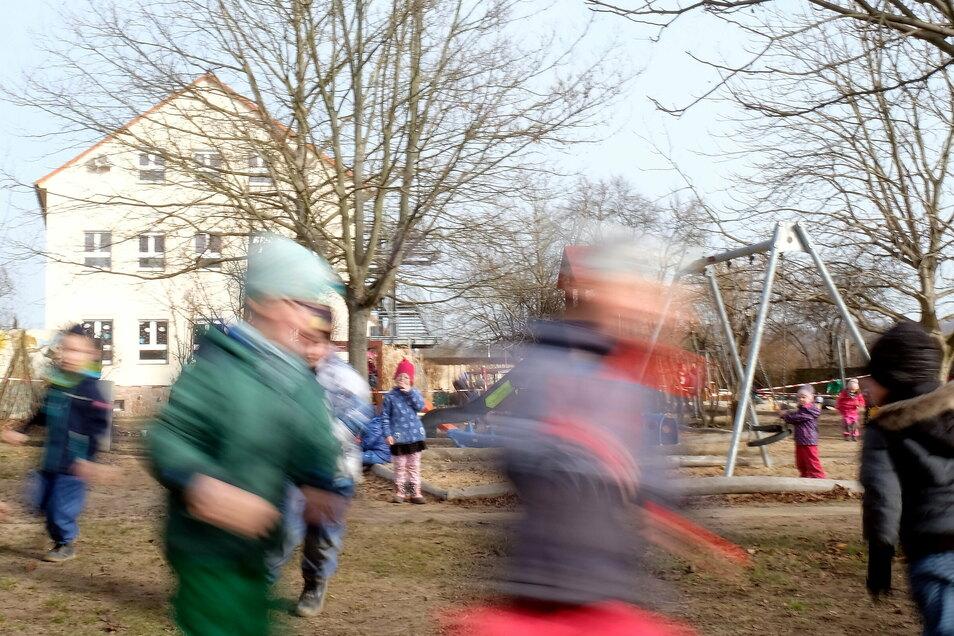"""Die Kindertagesstätte """"Auenknirpse"""" in Oberau ist gut besucht, die Krippenplatze sind sogar alle vergeben."""