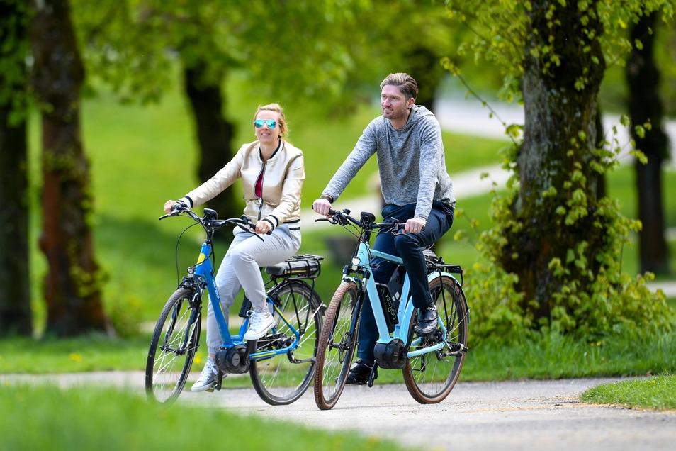Die Nachfrage nach E-Bikes ist nach wie vor ungebrochen.