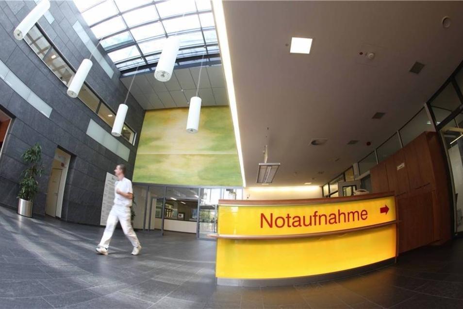 Städtisches Krankenhaus Dresden: 3600 Mitarbeiter