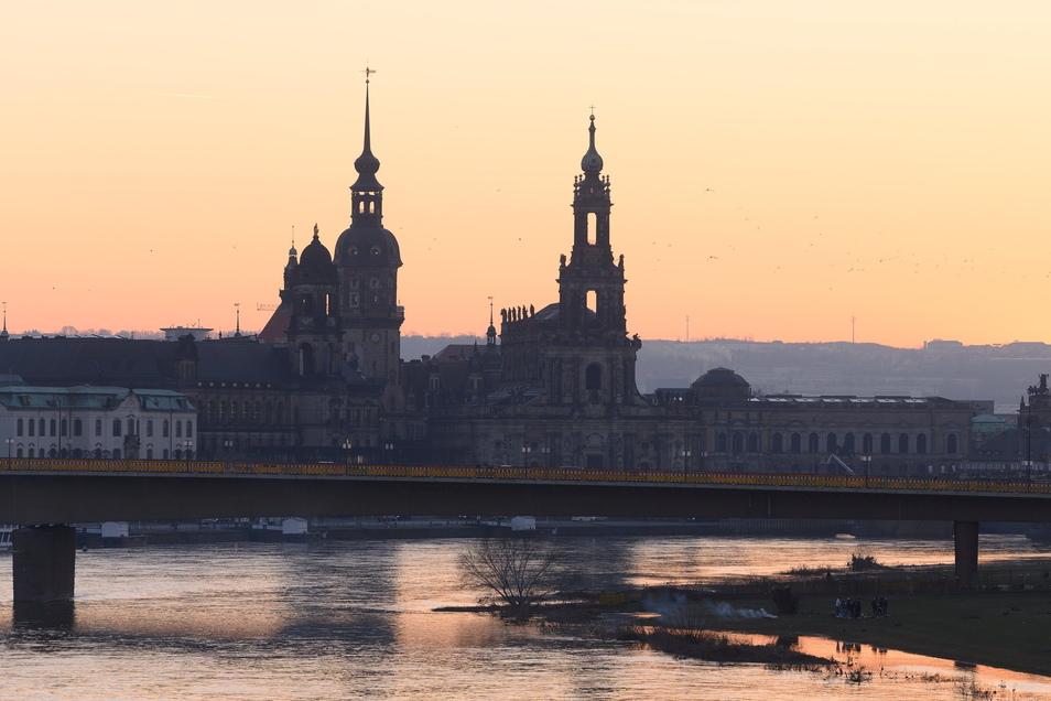 Dresden wartet auf Touristen. Doch viele Hoteliers haben das Ostergeschäft schon abgeschrieben.