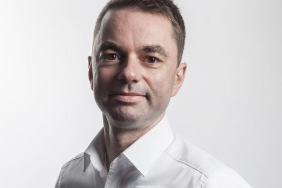 Frank Böhme, Geschäftsführer der Scanacs GmbH