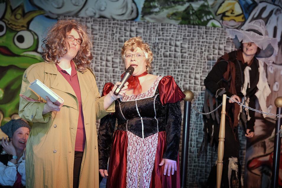Beim Gala-Fasching in Schrebitz wurde im letzten Jahr märchenhaft gefeiert. In diesem Jahr möchte sich der Verein auf eine gedankliche Reise begeben.