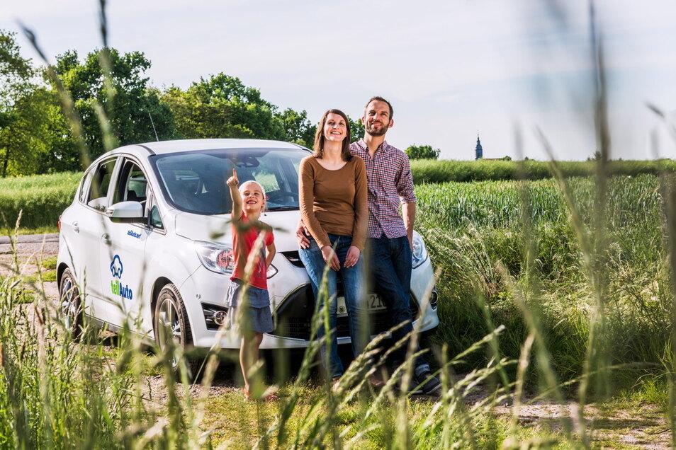 Wer nur ab und zu ein Auto braucht, zum Einkaufen und den Wochenendeinkauf, für den gibt es vielleicht schon ab Herbst ein neues Angebot.