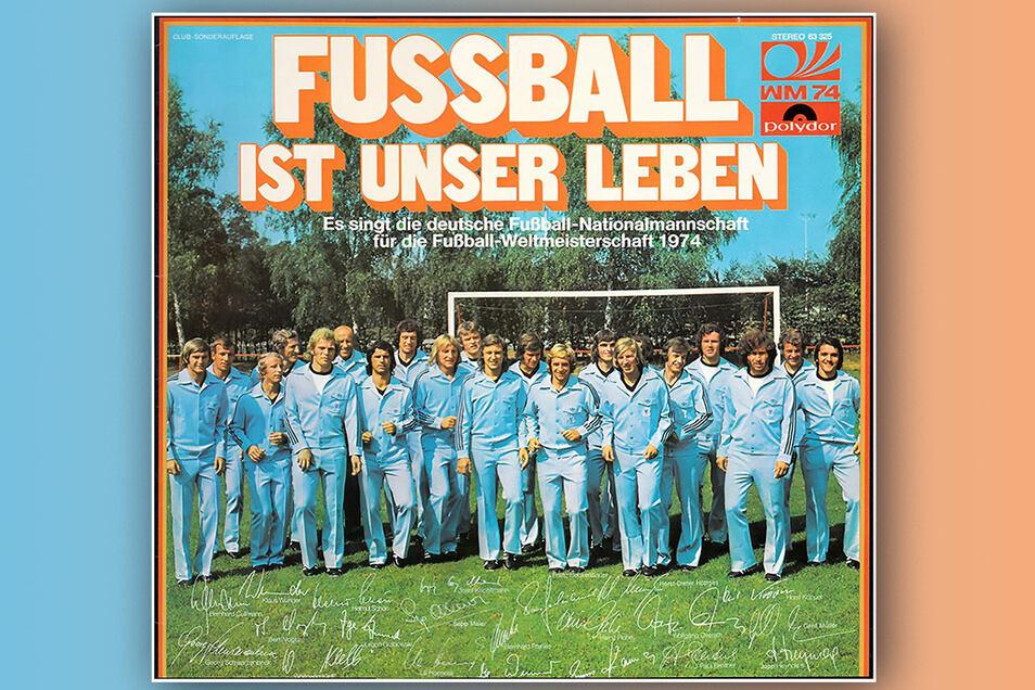 War es diese Schallplatte, die ein Stasi-Informant in München anstößig fand?