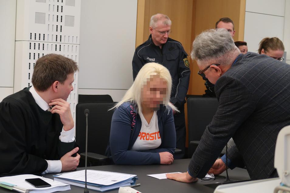 Die Staatsanwaltschaft soll der 28-jährigen Angeklagten Marta C. ein großzügiges Angebot gemacht haben. War es auch unmoralisch?