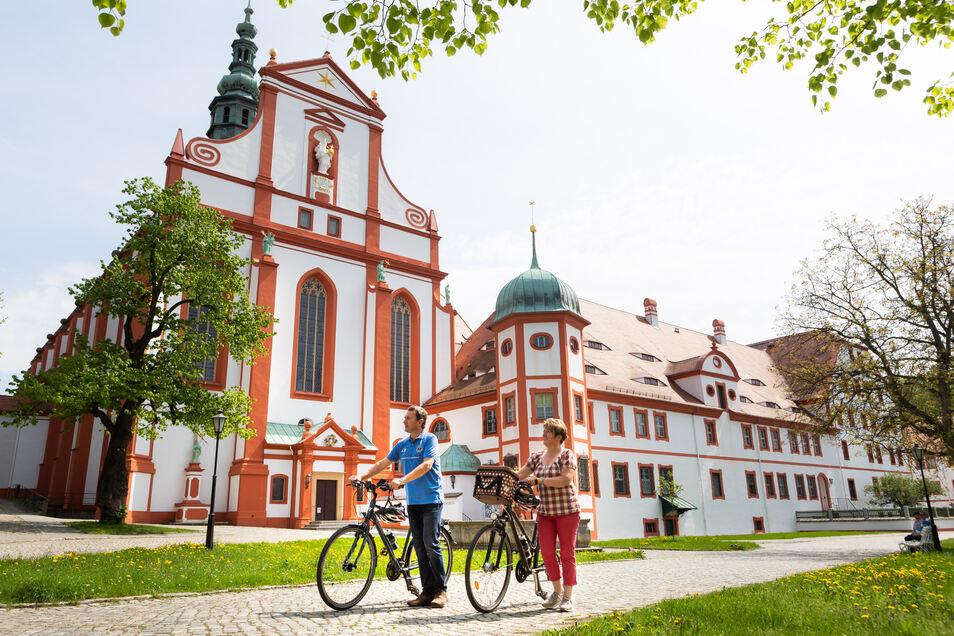 Das Kloster St. Marienstern ist eine Zisterzienserinnen-Abtei und zugleich ein lohnenswertes Ausflugsziel.