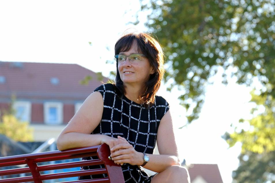 Janet Putz (CDU) ist ab dem 1. September kommissarische Landrätin - bis zur Neuwahl, die für den 11. Oktober vorgesehen ist.