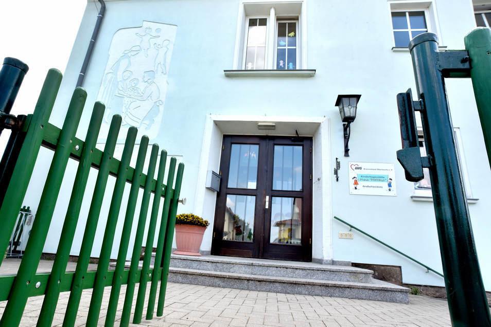 Auch in die Kita Pfiffikus in Großschweidnitz soll der Löbauer eingebrochen sein.